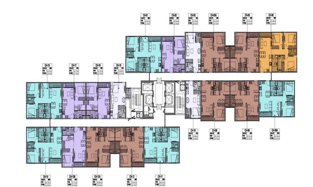 mặt bằng tầng căn hộ vinhome quận 9