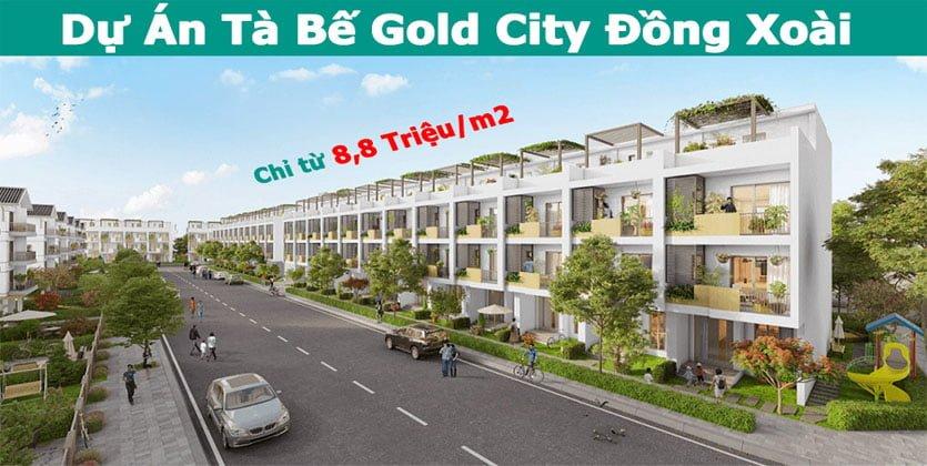 Giá bán đất nền Tà bến gold city